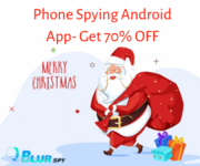 BlurSPY Has Christmas Limited Offered 70% Discount Sale On Its All Pro
