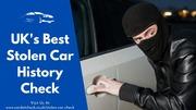 Car check if stolen - At CarDotCheck